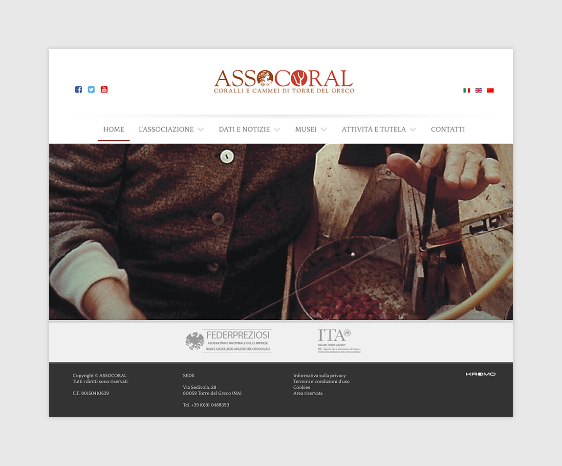 Assocoral - Home Page
