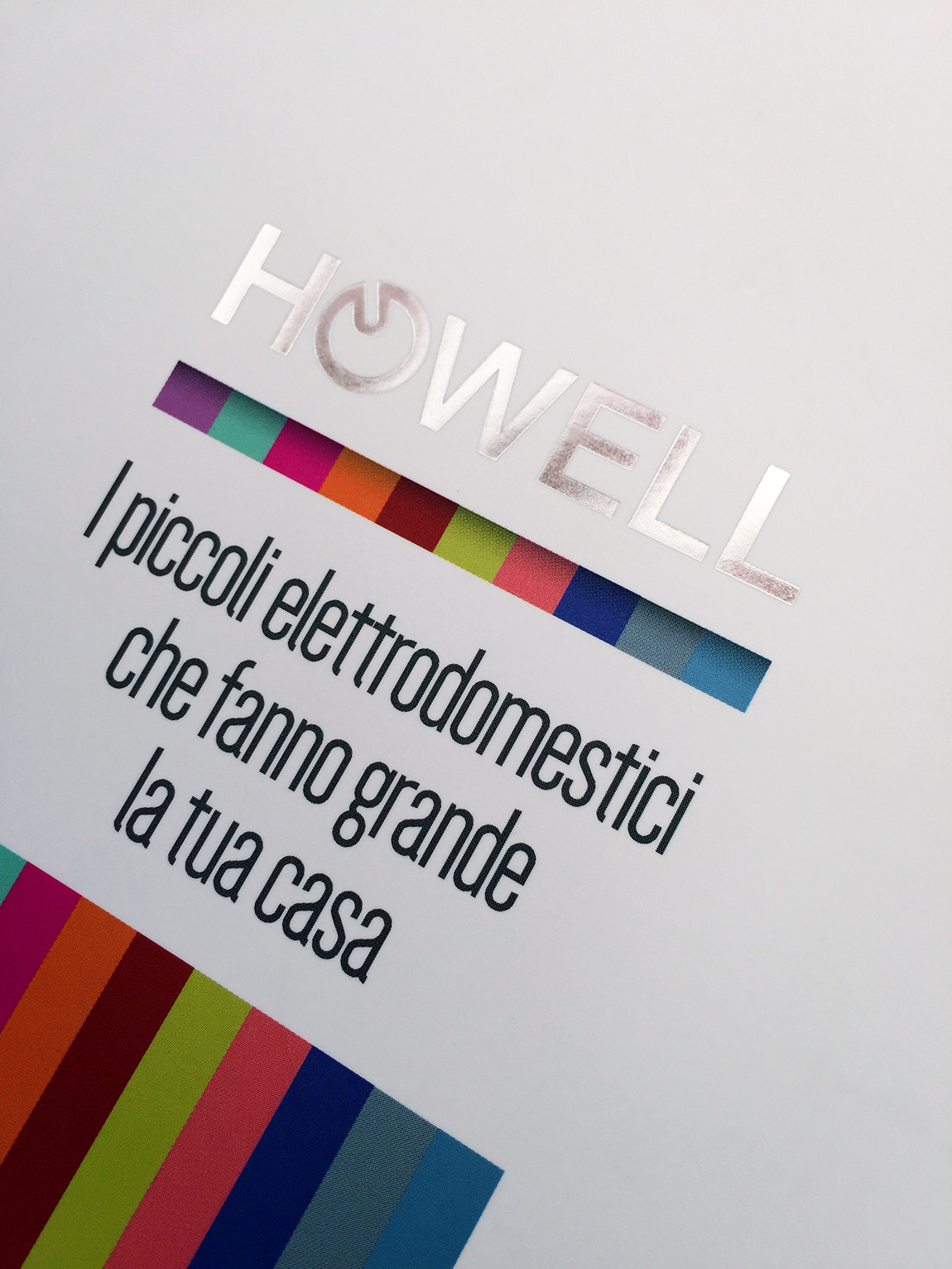 Howell - Catalogo Prodotti 2017