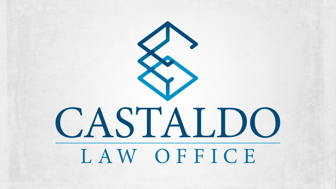 Logo Castaldo Law Office - Versione Stampa